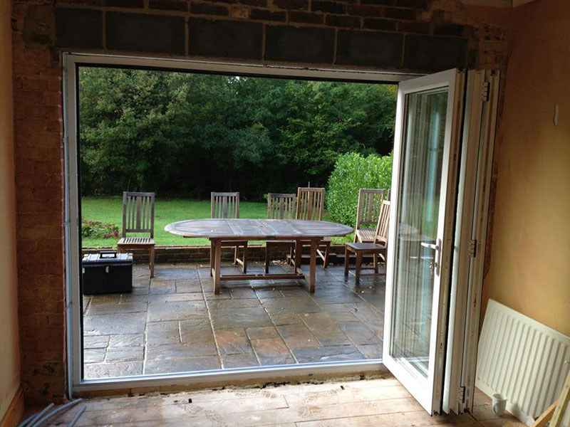 Bifold And Patio Doors Leydene Glass Glazing